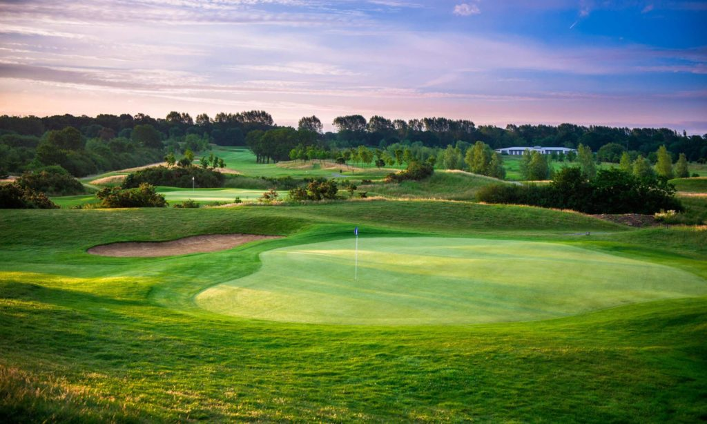 The Shire London golf course