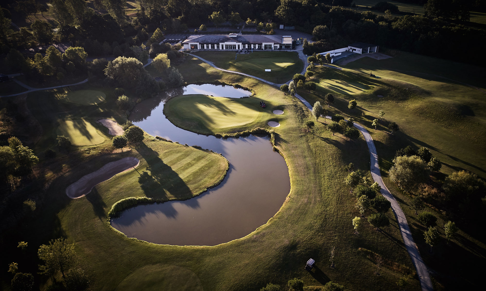 The only Seve Ballesteros Challenge in the UK, The Shire London