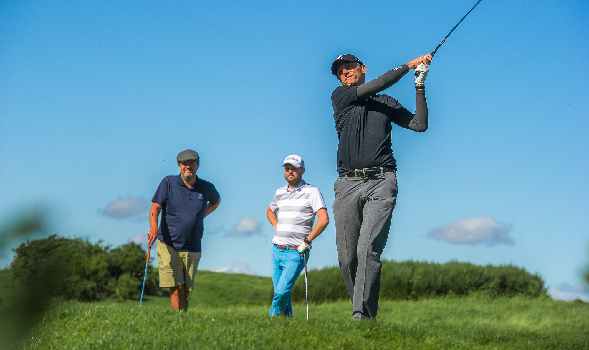 Bespoke Golf Days at the Shire London